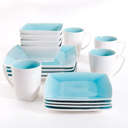 Gibson Studio Pleasanton 16-Piece Dinnerware Set - Walmart.com & Gibson Studio Pleasanton 16-Piece Dinnerware Set - Walmart.com ...
