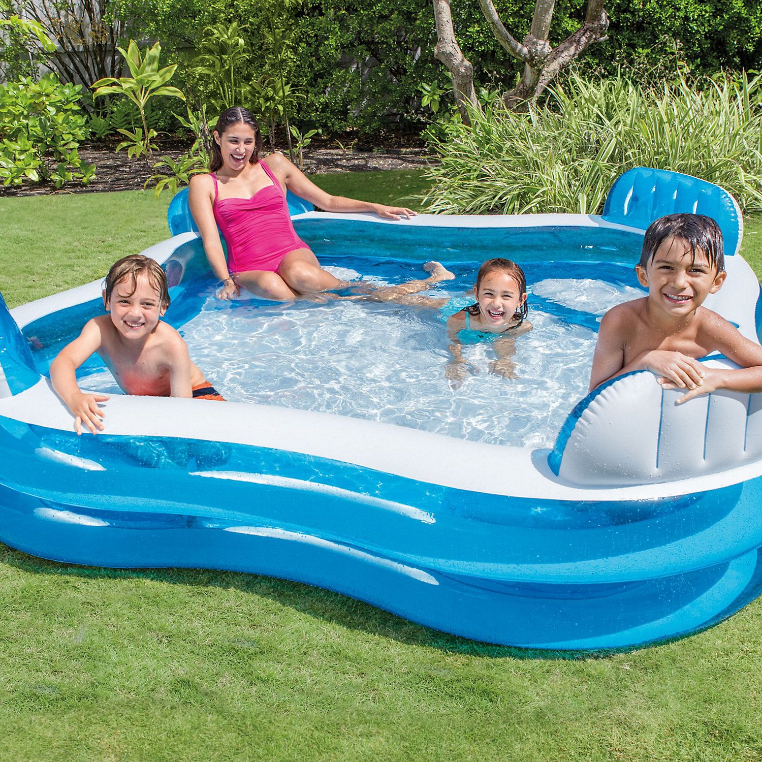 Intex Swim centre Family lounge pool Inflatable pool