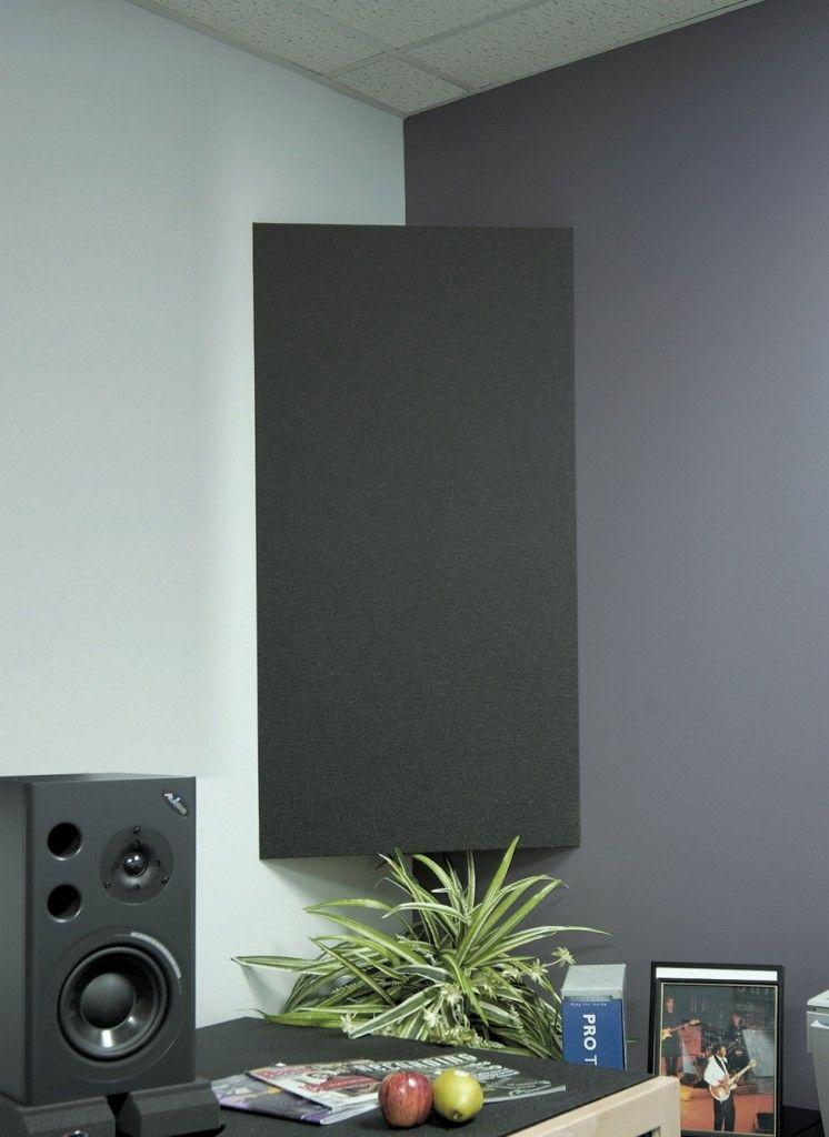 Acoustic Corner Bass Traps 24 X 48 X 13 Per Pair Producer