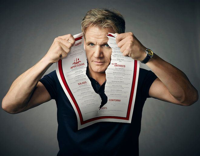 The One Thing Gordon Ramsay Refuses To Eat No Matter What Chef