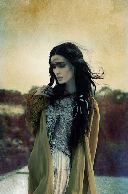 And then there is the ever captivating work of Alexandra Valenti that makes me want to do a gypsy inspired shoot more than ever.  -kinsey