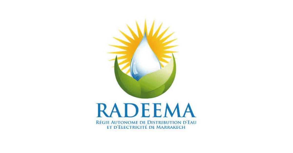 Concours Radeema 36 Postes Dreamjob Ma Tech Company Logos Company Logo Messenger Logo