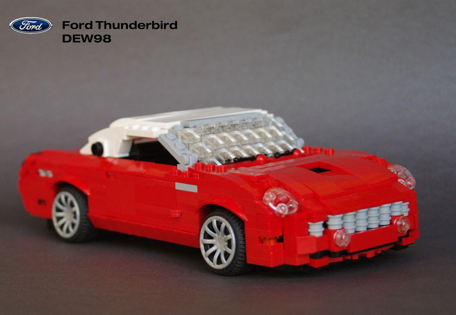 Ford Thunderbird 2002 (Eleventh Generation - DEW98)