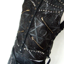 HELLBENT FOR LEATHER. Custom clothing made from scratch. www.facebook.com/painkillerclothing...