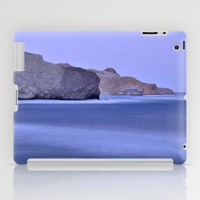 Cabo de Gata iPad Case by Guido Montañés - $60.00