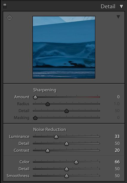 Reducing Noise With Adobe Camera Raw And Lightroom John Paul Caponigro Lightroom S Detail Panel Reducing Noise In Adobe Camera Raw Lightroom Camera Raw