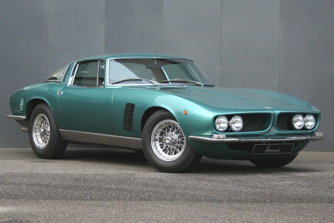 1966 Iso Grifo Lusso GL 300 Serie I Coupe Classic cars