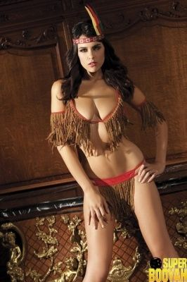 Sexy native american indian women