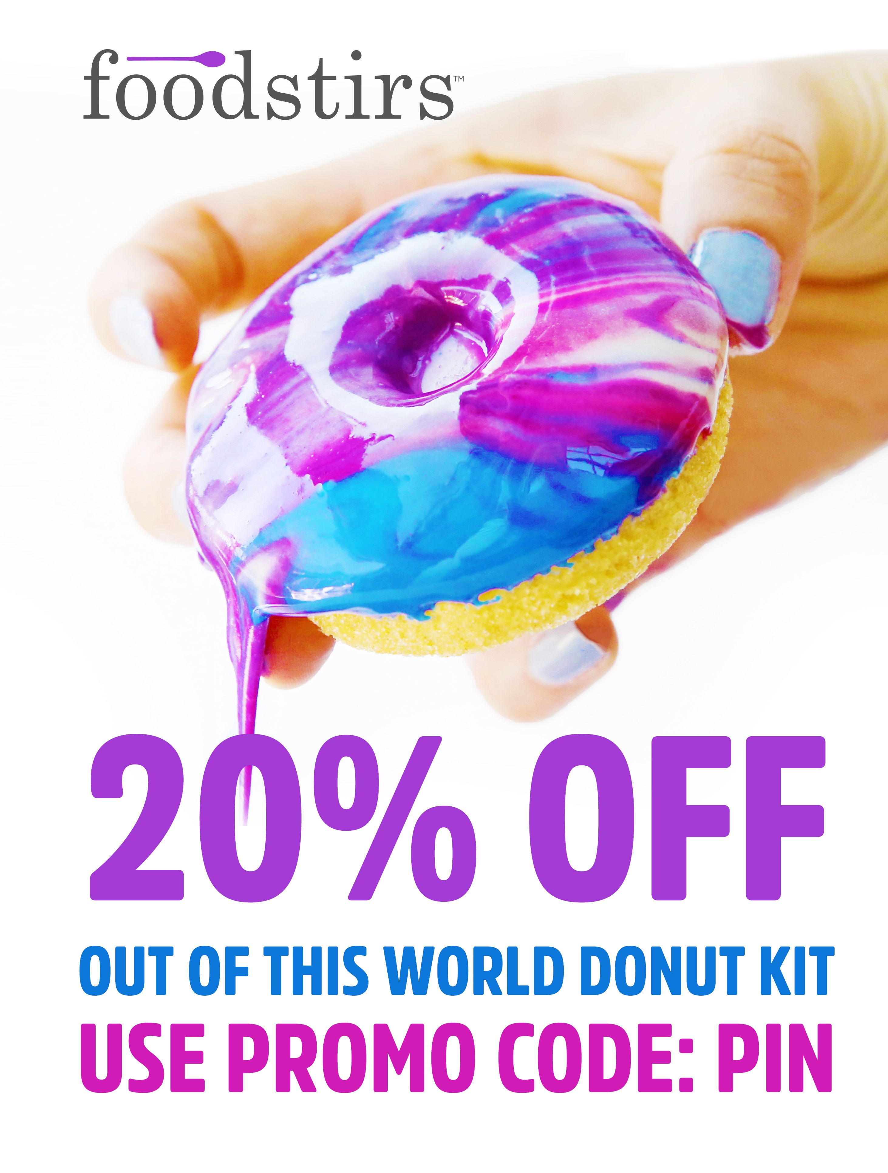 organic, delicious, and done in under 30 minutes?! donut miss out on