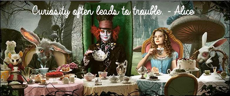 Alice In Wonderland 2010 Movie Picture Alice In Wonderland Tea