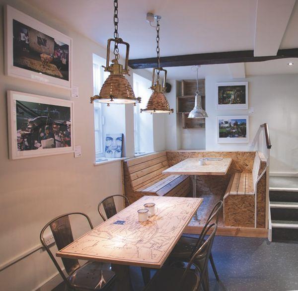 12 Coffee Shop Interior Designs From Around The World  Coffee Gorgeous Coffee Shop Kitchen Design Design Inspiration
