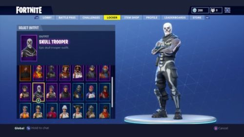 Fortnite Account With Epic And Email Account Read Description Of