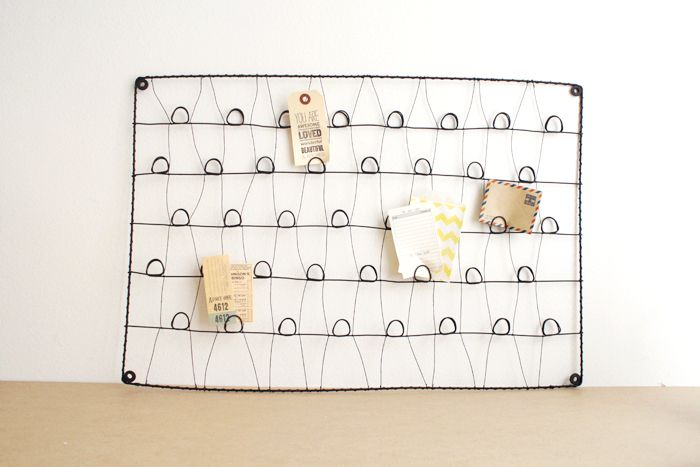 wire card holder … | Pinteres…