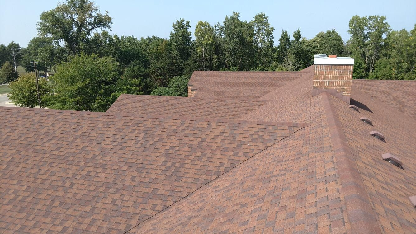 Premier Roofing Exteriors Installed Roof The Shingles Installed Are Certainteed Landmark Color Heatherblend Premie Roof Installation Certainteed Roofing