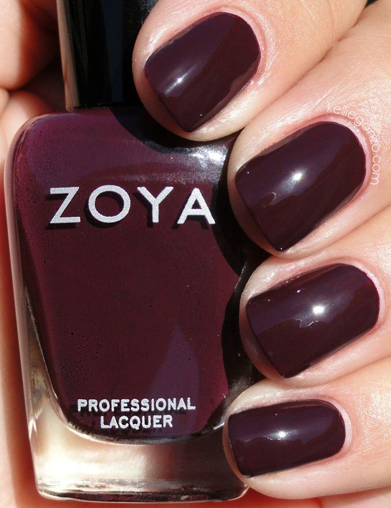 Zoya- Anja. love this dark and sexy:)