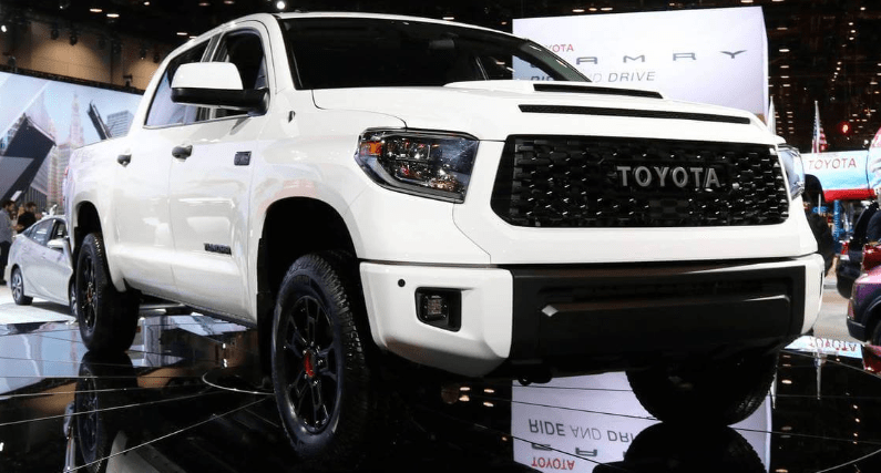 2020 Toyota Tacoma Trd Pro Redesign Engine And Changes