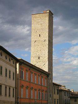 Citta di castello , Perugia province , Umbria region Italy