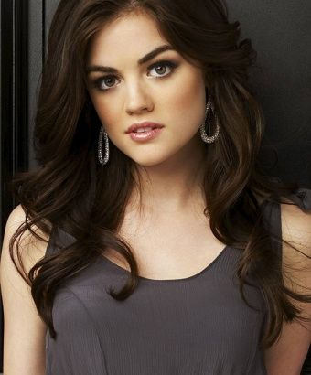 """Lucy Hales playing a 16 year old on """"Pretty Little Liars"""""""