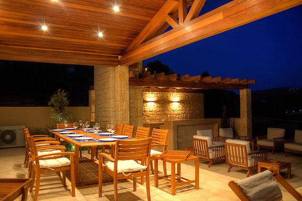 9 Enchanting Outdoor Lighting Ideas For Your Home Outdoor Patio Lights Outdoor Recessed Lighting Backyard Lighting