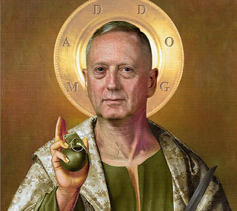 Wat kan de NAVO verwachten van James Mattis? De defensieminister van de VS treft vandaag in Brussel zijn bondgenoten http://s.vk.nl/tab06-a4462454/