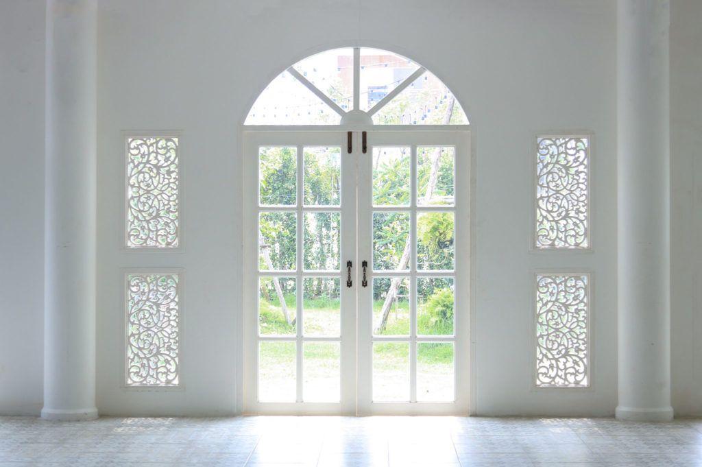 French Doors Ooh La La In 2020 Sliding Glass Door Swinging Doors Kitchen Glass Door