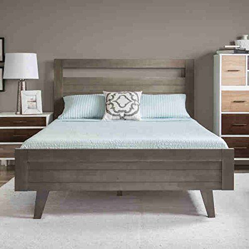 Madrid Rubberwood and Veneer Manufactured Light Charcoal ... https ...