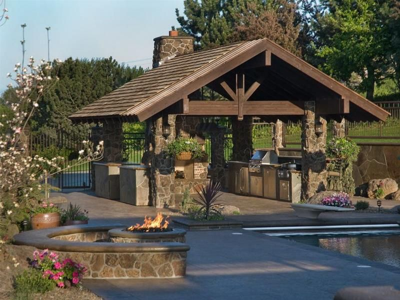 Superb Ideas For Outdoor Living Spaces Part - 10: Outdoor Living Space Ideas | Designing Outdoor Living Spaces Ideas