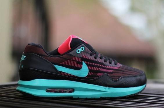 outlet store 48da4 233fe Nike Air Max Lunar 1-Jacquard Cedar Hyper Jade