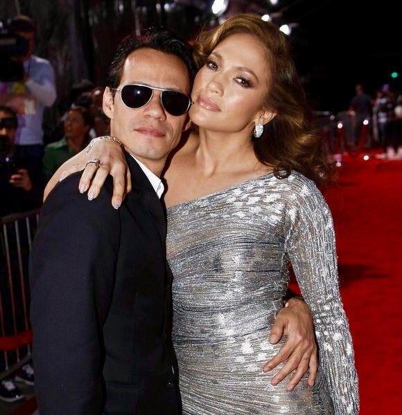 J Lo And Mark In A Tender Embrace Celebrities Female Jennifer Lopez Hair Jennifer Lopez