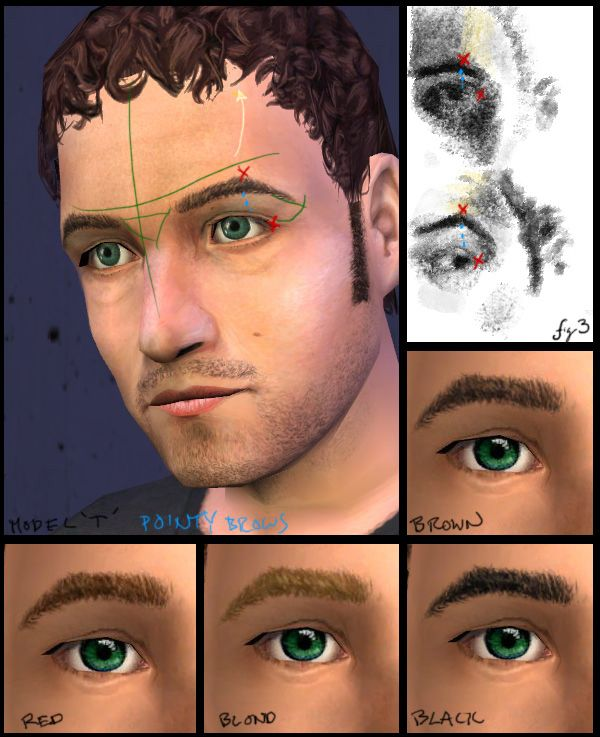 eyebrow shapes for men - Google Search | Eyebrow shaping ...