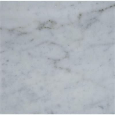 Ms International Carrara White 18 In X 18 In Honed Marble Floor And Wall Tile 13 5 Sq Ft Case Tcarr Marble Floor Honed Marble Floor Polish Marble Floor