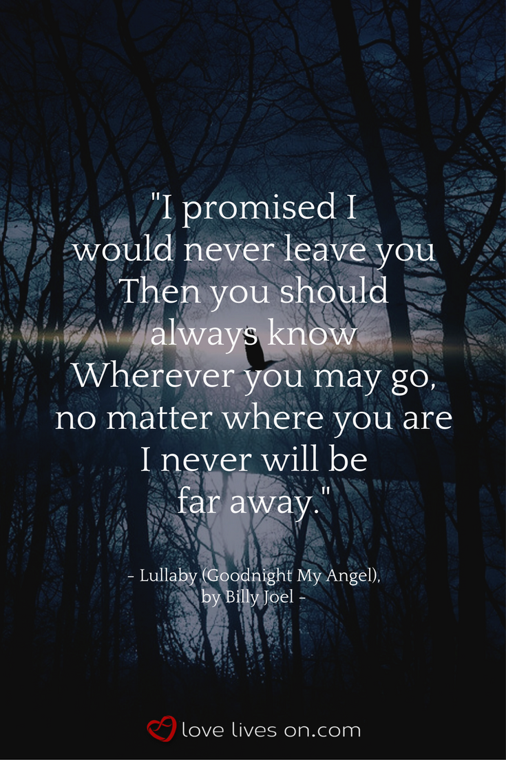 Angel quotes my goodnight 45 Romantic