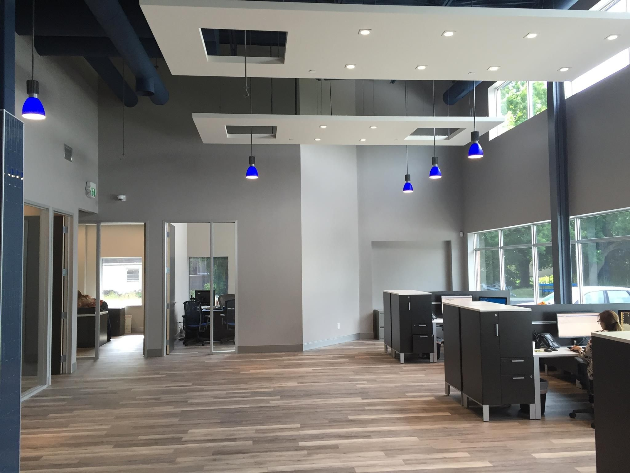 Cornerstone Is One Of The Most Preferred Commercial Contractors In Vaughan Cornerstone S Mission I Interior Renovation Commercial Renovation Office Interiors