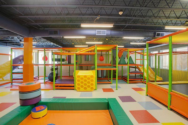 First baptist church somerset ky indoor playground
