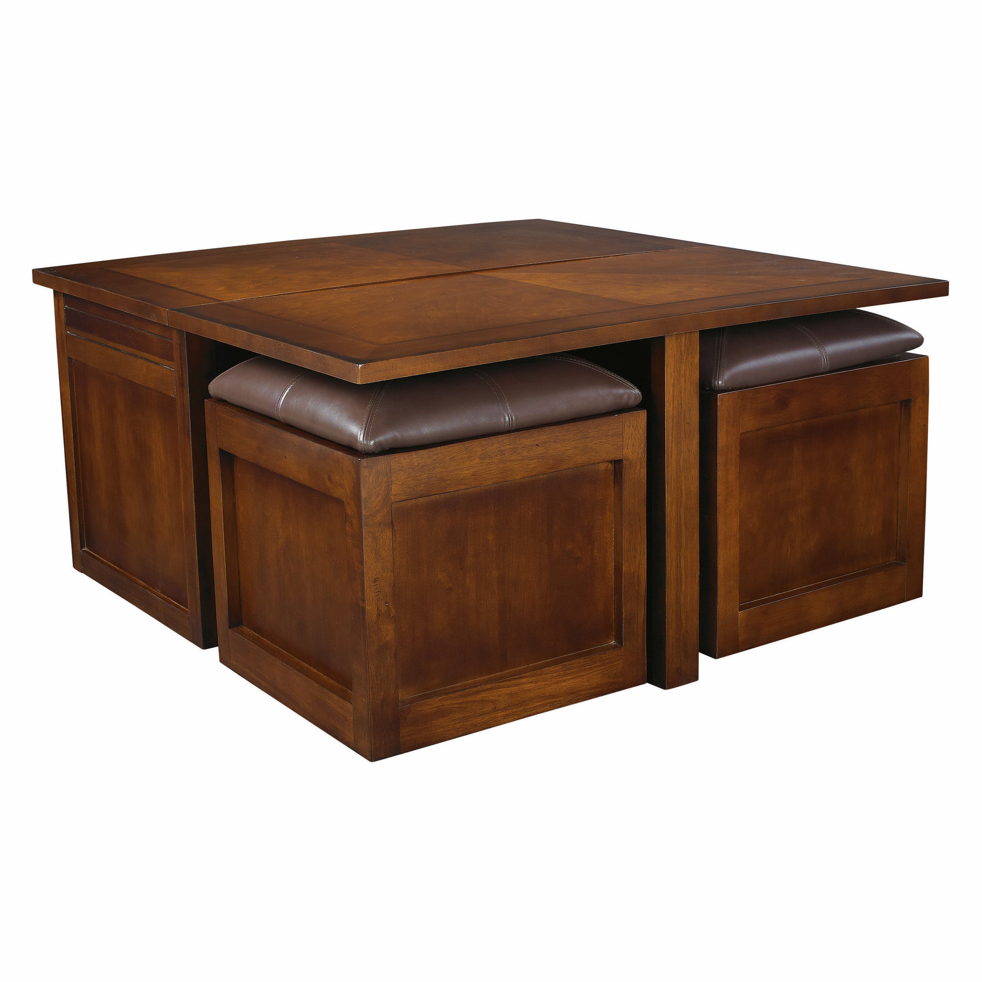 Square Dining Table With Storage Have To Have It Hammary Nuance Lift Top Square Coffee