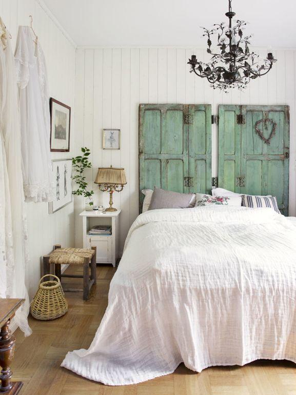20 alternative alla classica testiera del letto Grazia