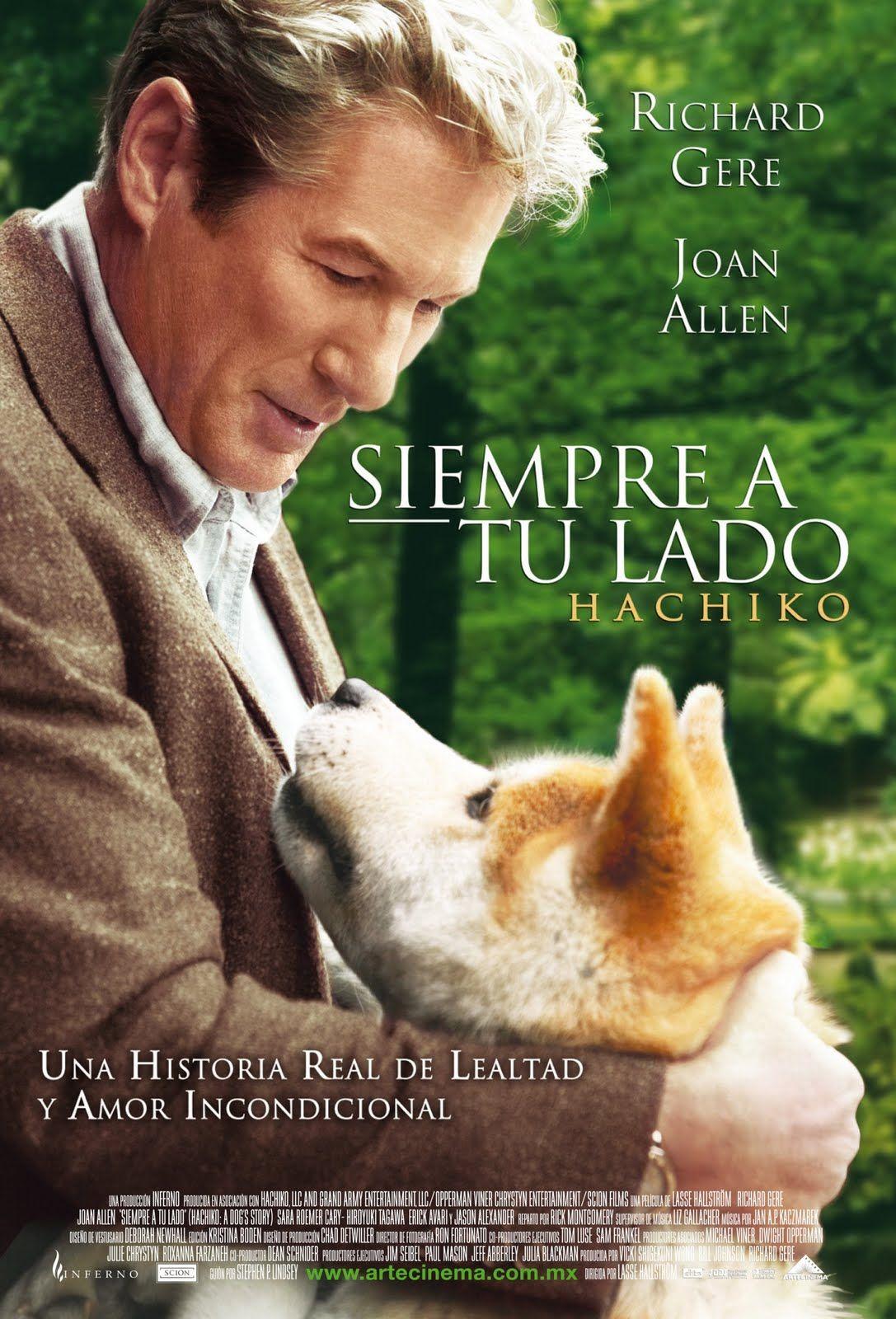 Hachiko Dog Movies Cinema Movies A Dog S Tale