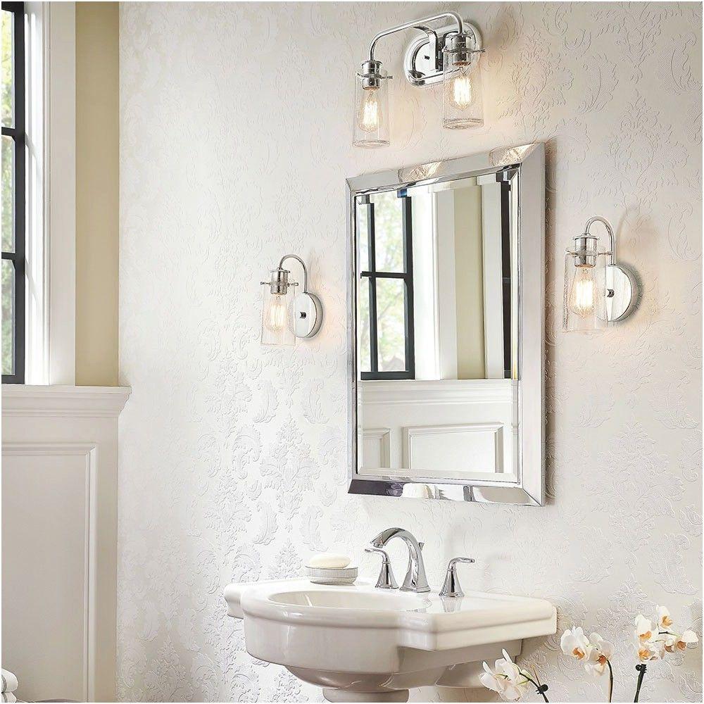 Unique Bathroom Flush Mount Light