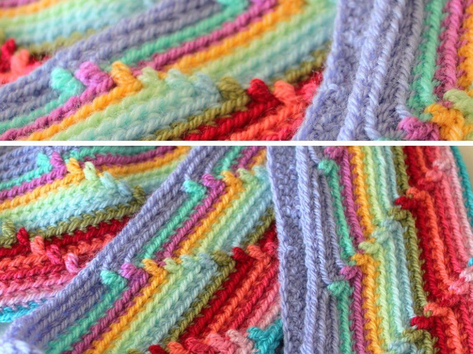 Unusual stitch pattern   Crochet stitches   Pinterest