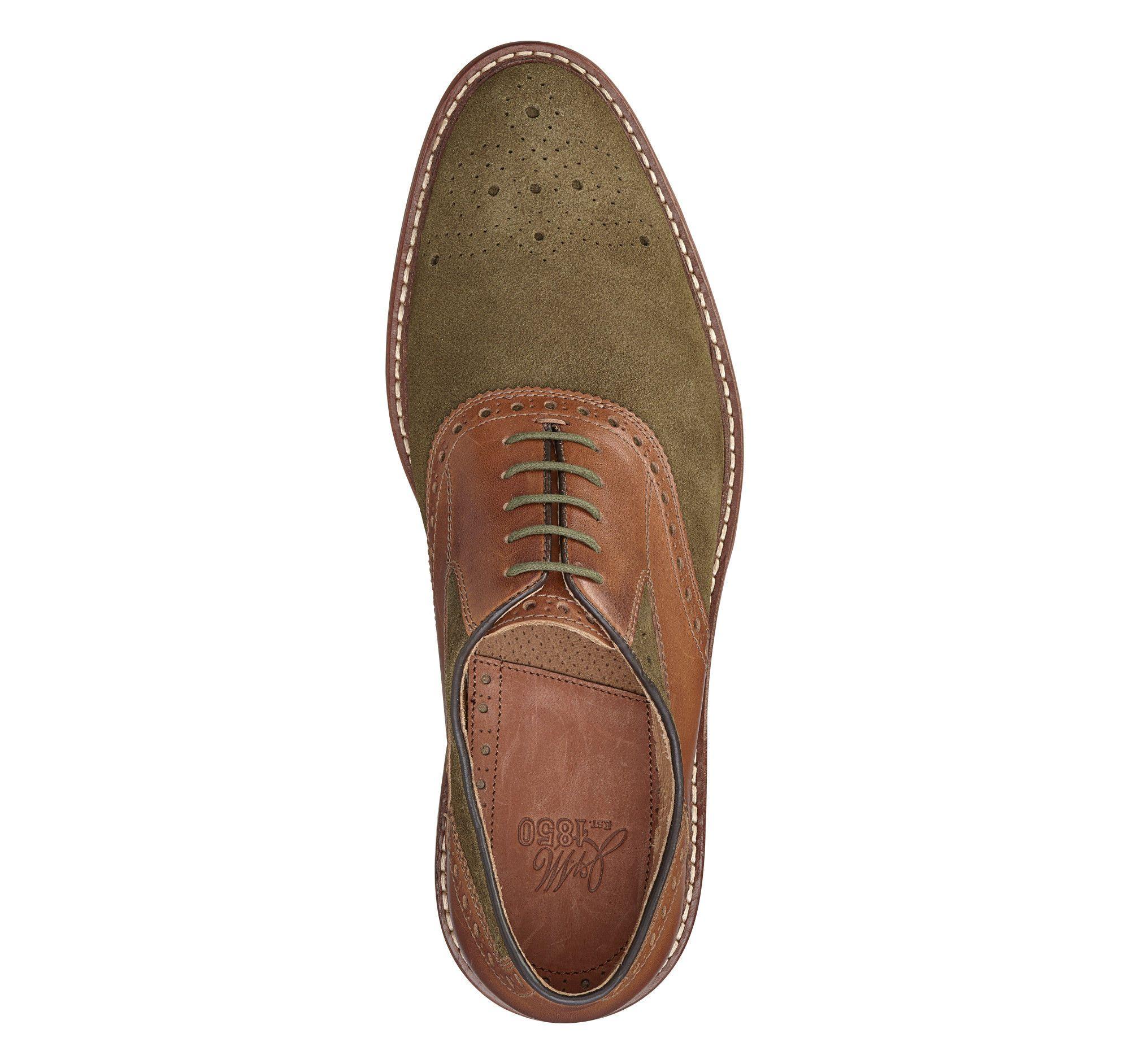 McGavock Saddle - Johnston & Murphy Shoes