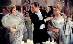 "Vincente Minelli's ""reluctant debutante"" with rex harrison"
