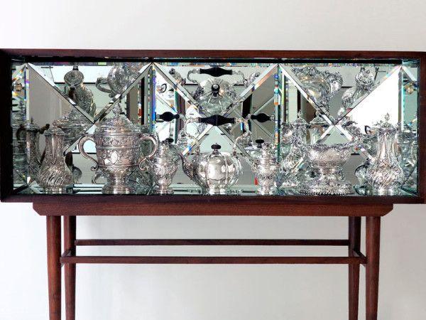 Storage Cabinet with a Kaleidoscope Inside - Design Milk