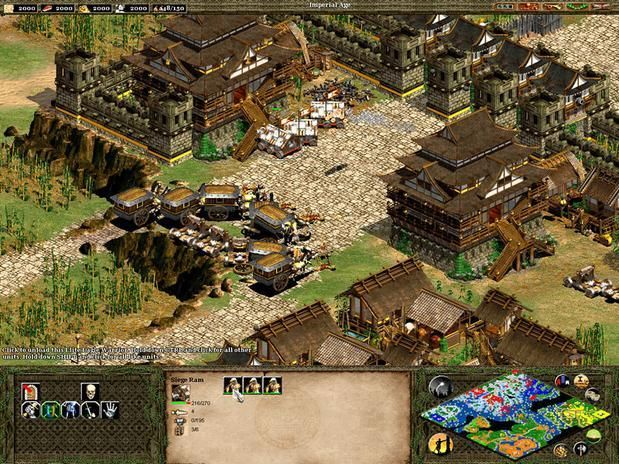 Playing With The Koreans Age Of Empires Ii Age Of Empires Age