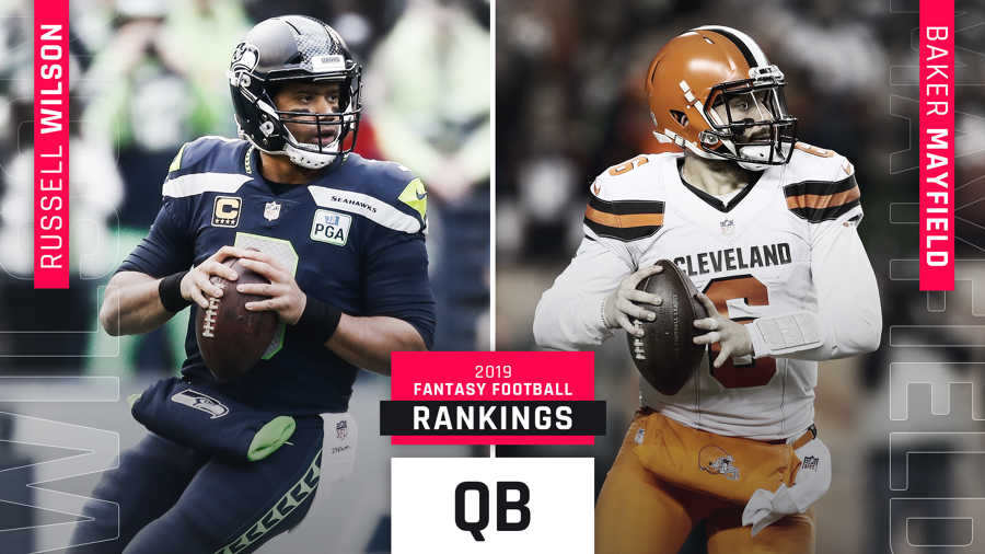 2019 Fantasy Rankings Quarterback Sporting News