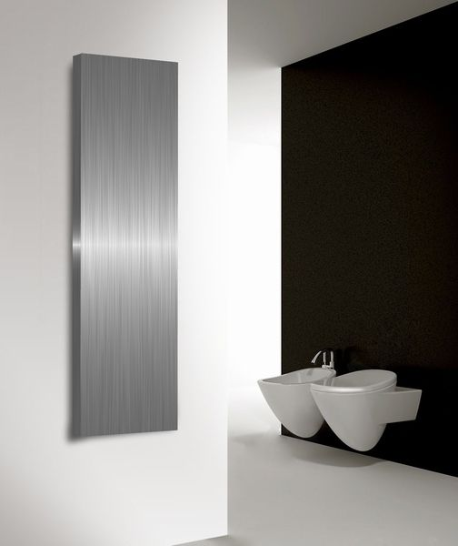STILO Wohnzimmer Heizkörper Edelstahl ob Aluminium, Design Heizung - design heizkörper wohnzimmer