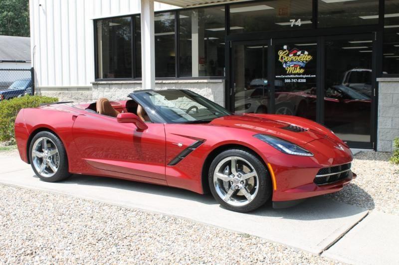 2014 Corvette Stingray Conv 2014 Corvette Convertible For