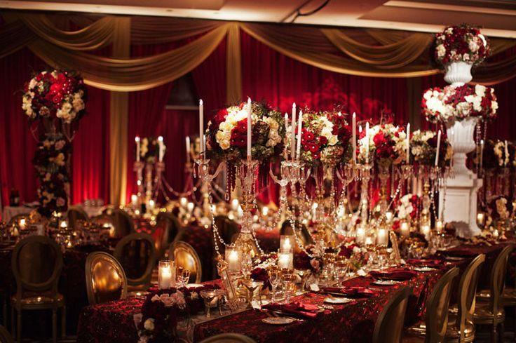 Designer Weddings Baroque Wedding David Tutera Sparkly Wedding