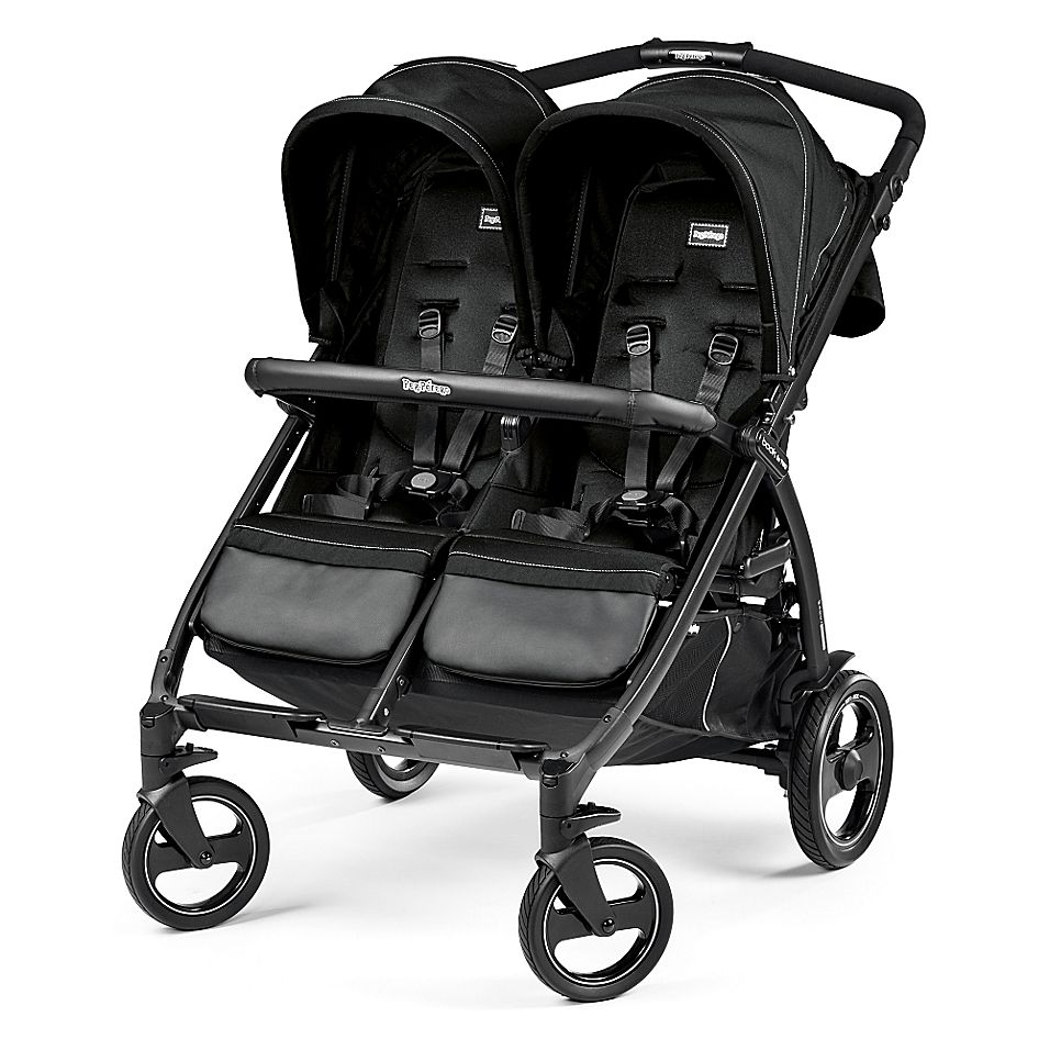 Peg Perego Book for Two Double Stroller (With images