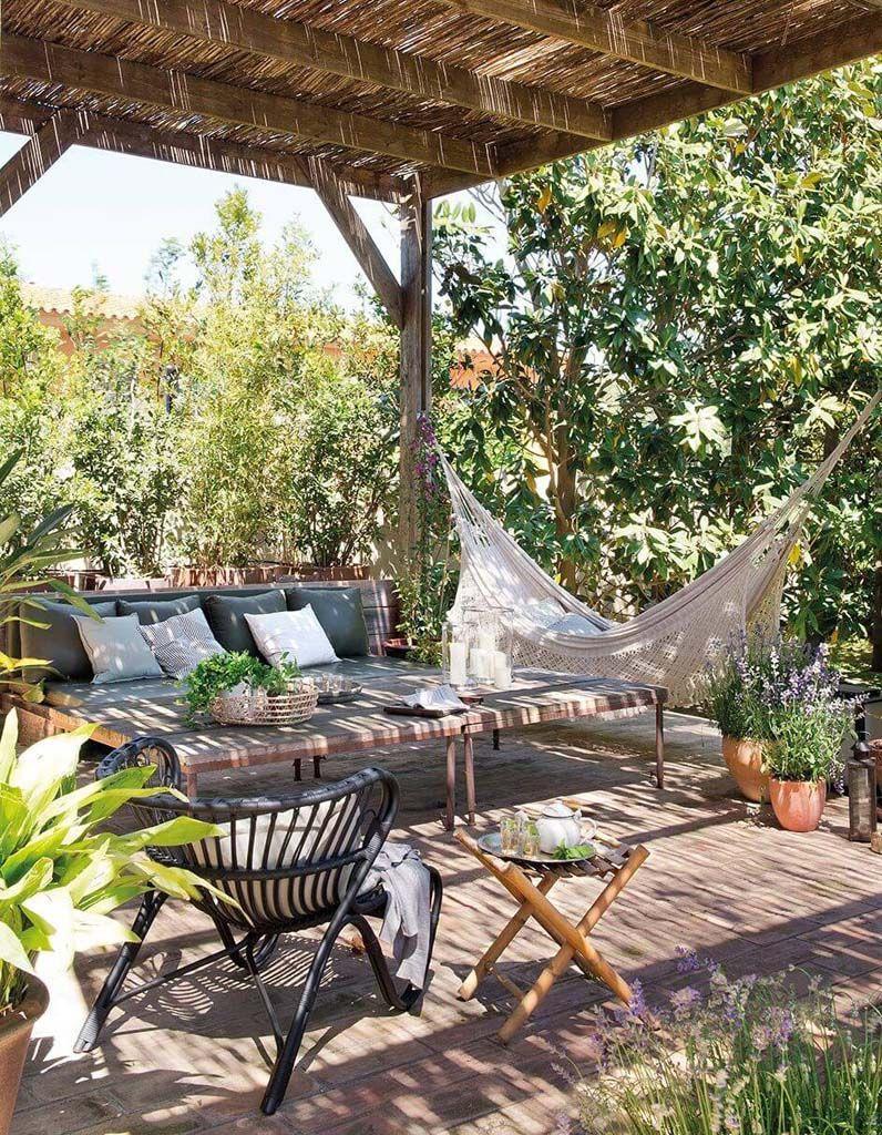 Sieste Au Jardin 20 Inspirations Pour Une Pause 100 Zen Aménagement