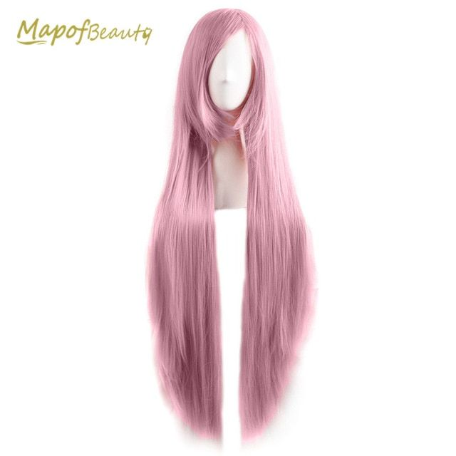 Synthetic None-lacewigs Cosplay Wig Fei-show Synthetic Heat Resistant Fiber Short Wavy Hair Women Ladies Costume Halloween Carnival Events Hairpiece Hair Extensions & Wigs